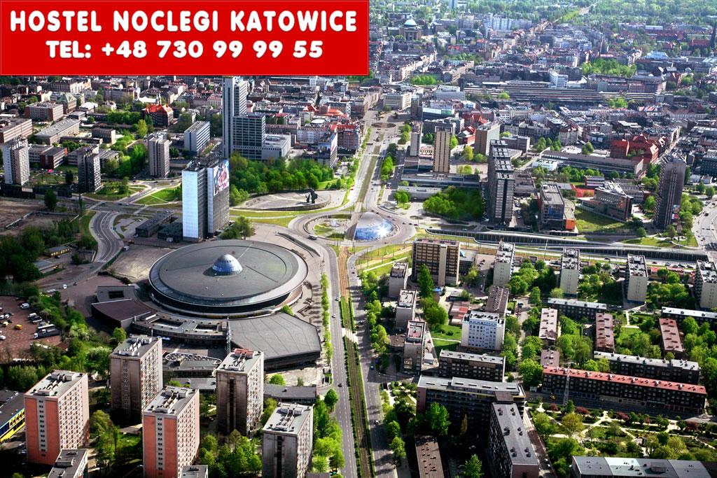 Noclegi w Katowicach